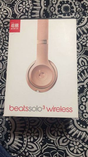 BEATS SOLO 3S for Sale in Bartow, FL