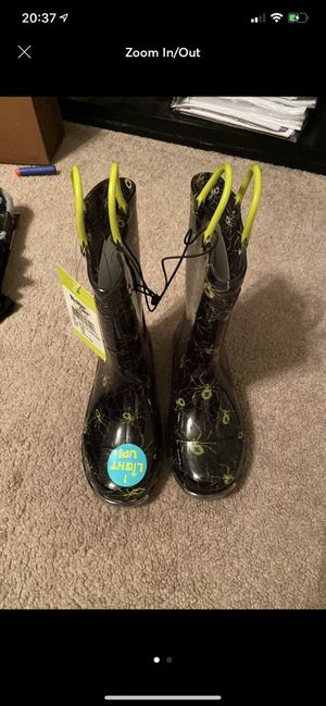 Brand new western chief rain boots for Sale in Fresno, CA