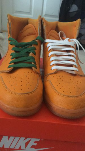 Nike Air Jordan 1 Gatorade orange for Sale in Chantilly, VA