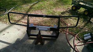 2005 chevy blazer Winch bumper $1. for Sale in Oldsmar, FL
