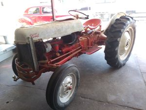 1952 Ford 8N tractor with bush hog for Sale in Seffner, FL