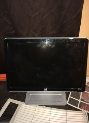 Like new hp computer monitor for Sale in Evansville, IN