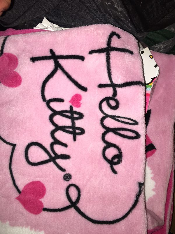 Hello kitty pillow covers