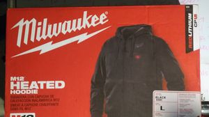 Milwaukee M12 HEATED HOODIE for Sale in Albany, CA