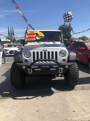 🚨🚨2008 JEEP WRANGLER RUBICON🚨🚨 for Sale in Reedley, CA