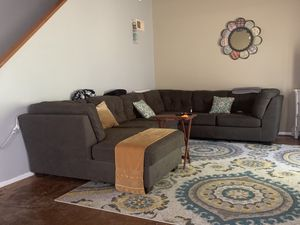 Large Sectional Sofa Alcott Hill Nash from Wayfair! for Sale in Sanford, FL