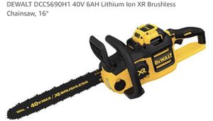 Dewalt Chainsaw for Sale in Mount Healthy, OH