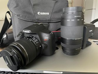 Canon EOS rebel t7 kit new for Sale in Hillsboro,  OR