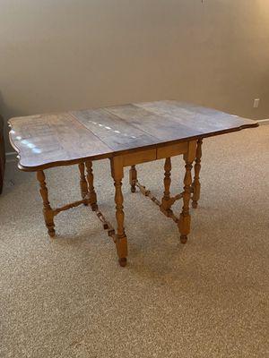 Antique Dining Table $200 obo for Sale in Spokane, WA