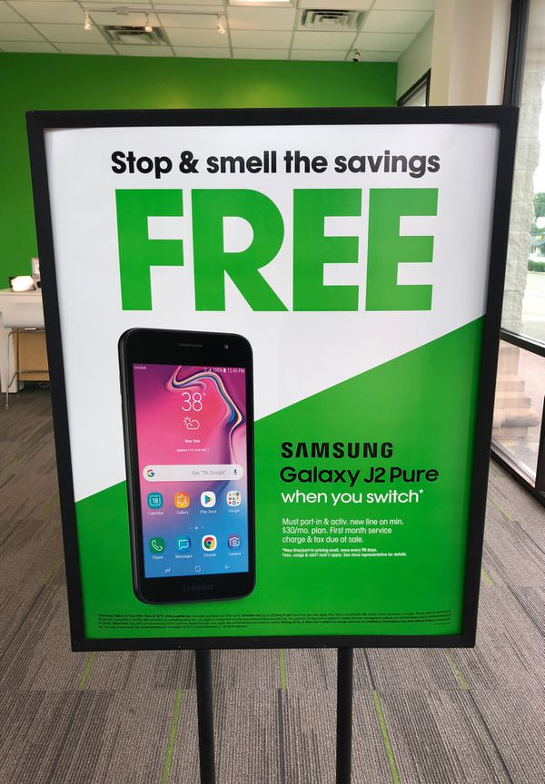 Free phone when you SWITCH !!