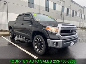 2014 Toyota Tundra 4WD Truck for Sale in Bonny Lake, WA