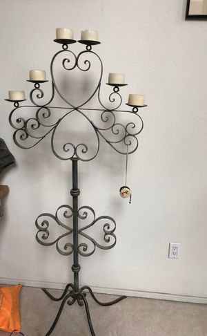 Standing candelabra for Sale in Albuquerque, NM
