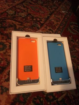 Iphone 5 battery case charger for Sale in San Diego, CA