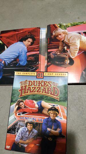 Dukes of Hazzard complete 1st season for Sale in Las Vegas, NV