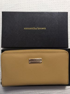 Samantha brown purse for Sale in Herndon, VA