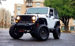 JEEP WRANGLER UNLIMITED 4X4 for Sale in Garland, TX