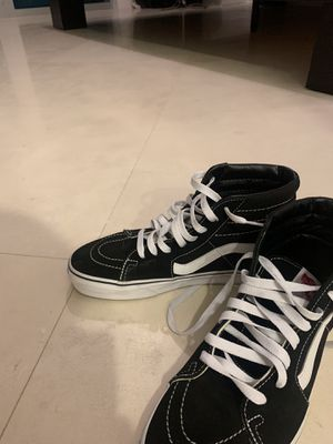 vans size 8.5 for Sale in Miami Beach, FL