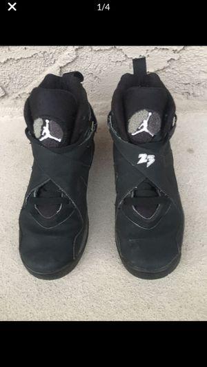 Nike Air Jordan Retro 8- size 6 Y for Sale in Corona, CA