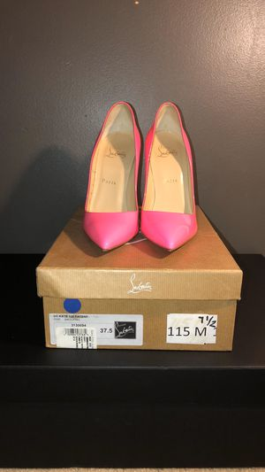 Authentic Christian Louboutin heels for Sale in Washington, DC
