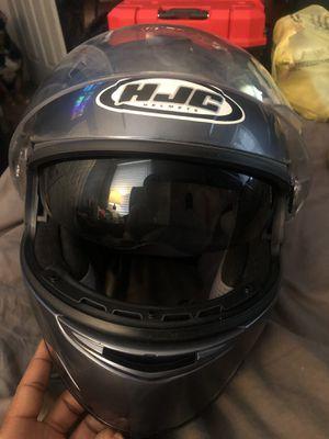 2 Xxl helmets (hjc, 1storm) for Sale in Fort Washington, MD