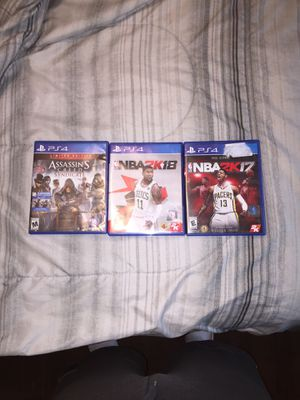 Ps4 games for Sale in Snellville, GA