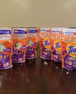 Tide Pods Bundle $20 For All Firm for Sale in Upland,  CA