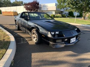87 Chevy Camaro iroc z28 5 speed t tops for Sale in North Branford, CT
