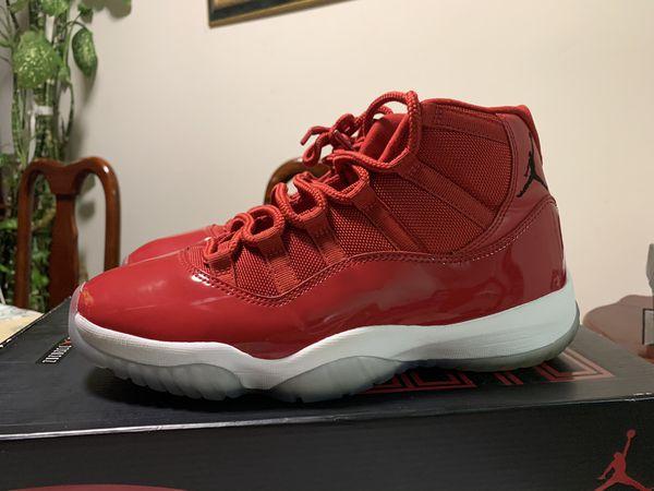"""Air Jordan 11 """"Win like 96"""""""
