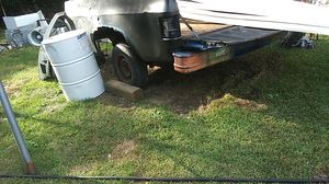 Chevy truck bed trailer for Sale in Lexington, SC