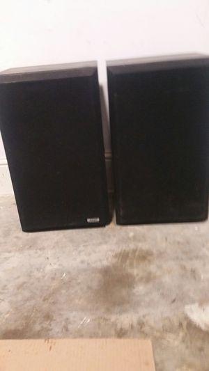 Pair of Bose interaudio 4000 speakers system for Sale in Marietta, GA
