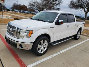 2011 FORD F150 LARIAT for Sale in Plano, TX