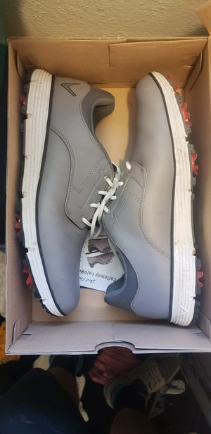 Top flite golf. Callaway golf shoes for Sale in Tampa, FL