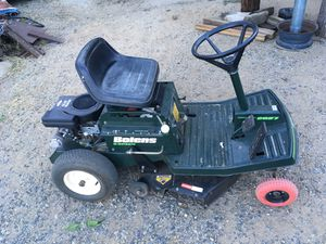 Riding lawn mower for Sale in Fontana, CA