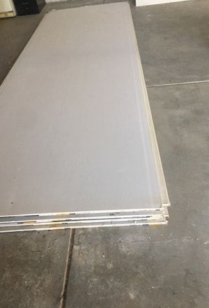 12 x 4' drywall 5/8 thick for Sale in Norco, CA
