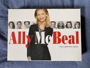 Ally McBeal - the Complete Series box DVDs for Sale in New York, NY