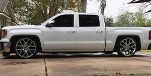 Rims and drop kits wheels and lowering kits for Sale in Flower Mound, TX
