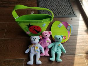 Spring set beanie babies for Sale in Modesto, CA