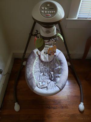 Infant swing for Sale in Hampton, VA