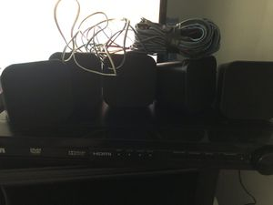 RCA DVD SURROUND SOUND.... for Sale in Lakeland, FL
