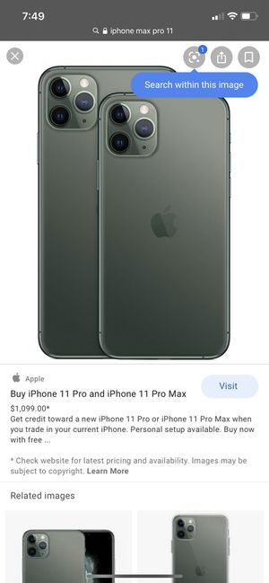 iPhone 11 Pro Max for Sale in Woodlake, CA