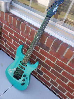 1989 fender hm (heavy metal edition) stratocaster for Sale in Mechanicsville, VA