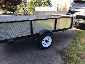 4x8 trailer (sale pending) for Sale in Beaverton, OR