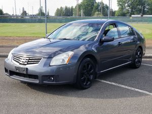Nissan Maxima 2007 for Sale in Kent, WA