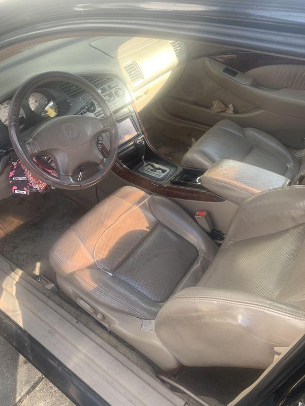 2001 Acura CL s-type