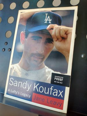 Sandy Koufax: A Lefty's Legacy for Sale in Columbus, OH