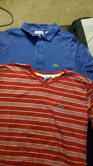 Boys Lacoste Shirts for Sale in Anaheim, CA