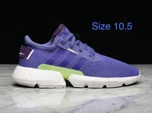 adidas POD S3.1 Cloud White Core Lilac DB3539 Size 10.5 for Men for Sale in La Puente, CA