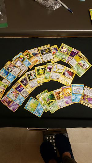 Poke'mon Trading Cards for Sale in Hercules, CA