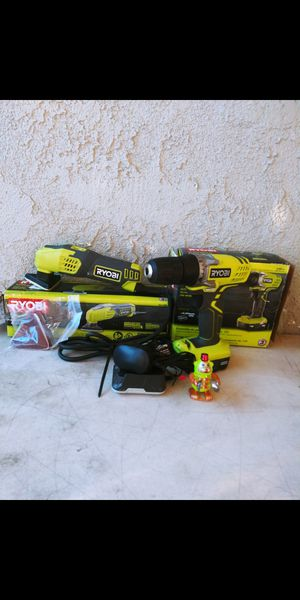 Ryobi tool for Sale in San Bernardino, CA