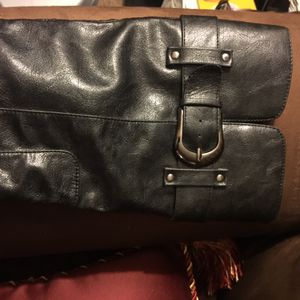Black Womens leather boots for Sale in Goodyear, AZ